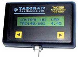 Тестер TACSER  для проверки кондиционеров воздуха