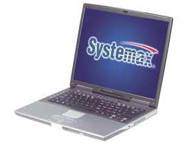 Портативный компьютер Systemax TourBook 5112